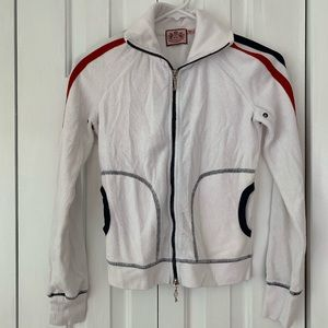 Juicy Couture Tennis Warmup Jacket - Size Petite